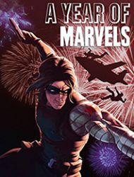 A Year of Marvels: July Infinite Comic
