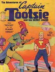 Adventure of Captain Tootsie & the Space Legion