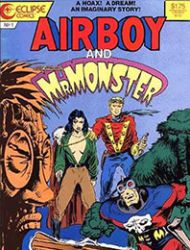 Airboy And Mr. Monster
