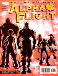 Alpha Flight (2004)