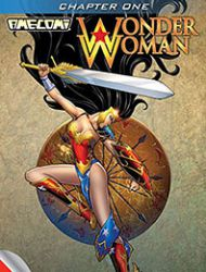 Ame-Comi: Wonder Woman