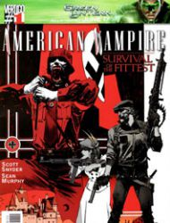 American Vampire: Survival of the Fittest