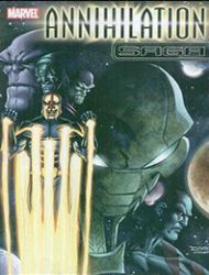 Annihilation: Saga