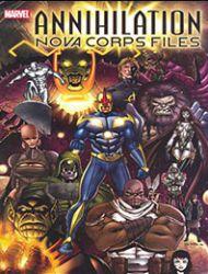 Annihilation:  The  Nova Corps Files