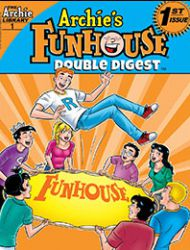 Archie's Funhouse Double Digest