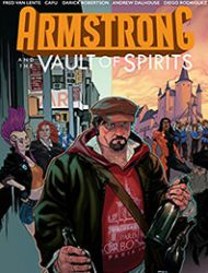 Armstrong and the Vault of Spirits