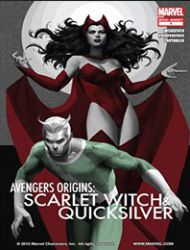 Avengers Origins: The Scarlet Witch & Quicksilver