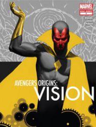 Avengers Origins: Vision