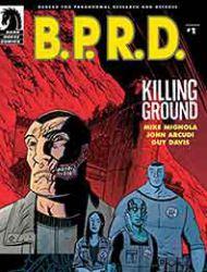 B.P.R.D.: Killing Ground