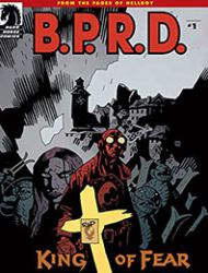 B.P.R.D.: King of Fear