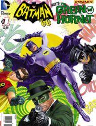Batman '66 Meets the Green Hornet [II]