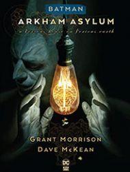 Batman: Arkham Asylum (2020)