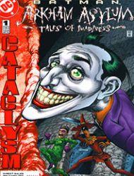 Batman: Arkham Asylum-Tales of Madness