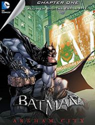 Batman: Arkham City (Digital Chapter)