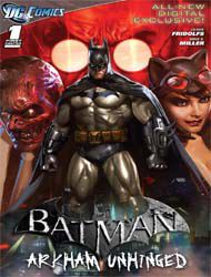 Batman: Arkham Unhinged (2011)