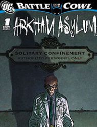 Batman: Battle for the Cowl: Arkham Asylum
