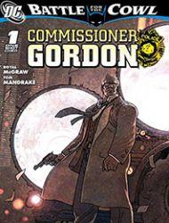 Batman: Battle for the Cowl: Commissioner Gordon