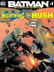 Batman: Prelude to the Wedding: Nightwing vs. Hush