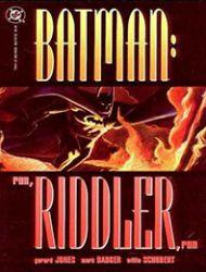 Batman: Run, Riddler, Run