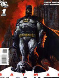 Batman: The Dark Knight [I] (2011)