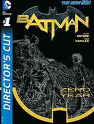 Batman Zero Year Director's Cut