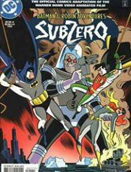 Batman and Robin Adventures: Sub-Zero