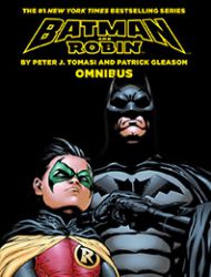 Batman and Robin by Peter J. Tomasi and Patrick Gleason Omnibus