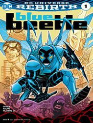Blue Beetle (2016)