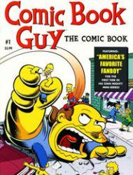 Bongo Comics presents Comic Book Guy: The Comic Book
