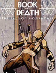 Book of Death: Fall of X-O Manowar