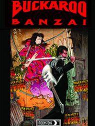 Buckaroo Banzai: Return of the Screw (2007)