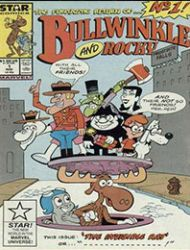 Bullwinkle and Rocky