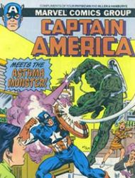 Captain America Meets the Asthma Monster