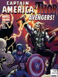 Captain America & Thor: Avengers