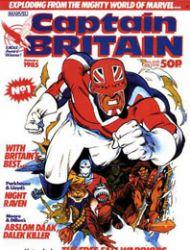 Captain Britain (1985)