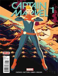 Captain Marvel (2016)