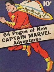 Captain Marvel Adventures