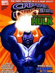 Captain Universe/Hulk