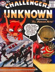 Challengers of the Unknown (1958)