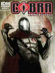 Cobra Annual 2012: The Origin of Cobra Commander