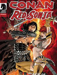 Conan Red Sonja