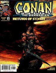 Conan: Return of Styrm
