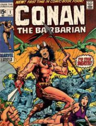 Conan the Barbarian (1970)