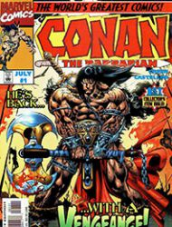 Conan the Barbarian (1997)