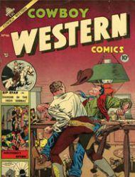 Cowboy Western Comics (1953)