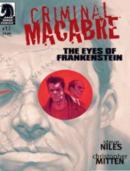 Criminal Macabre: The Eyes of Frankenstein