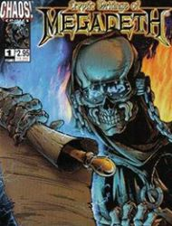 Cryptic Writings of Megadeth