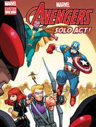Custom Disney Child Life Avengers: Solo Act
