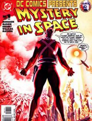 DC Comics Presents: Mystery in Space