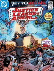 DC Retroactive: JLA - The '80s